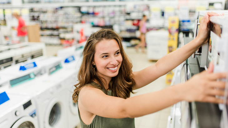 Cómo ahorrar energía con la lavadora