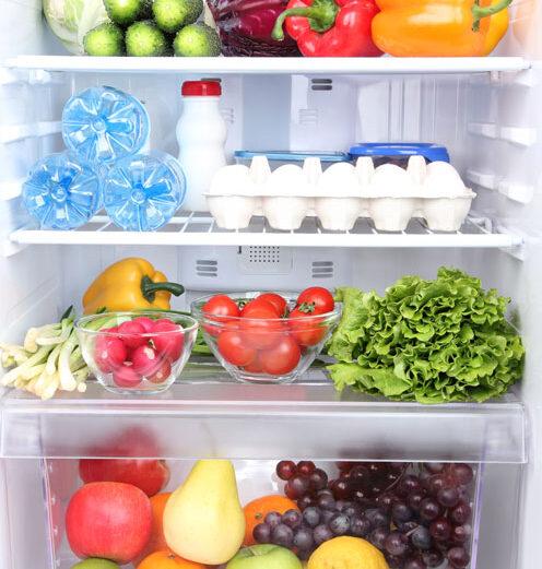¡No desperdicies comida! aprende a colocar la nevera de forma eficiente: